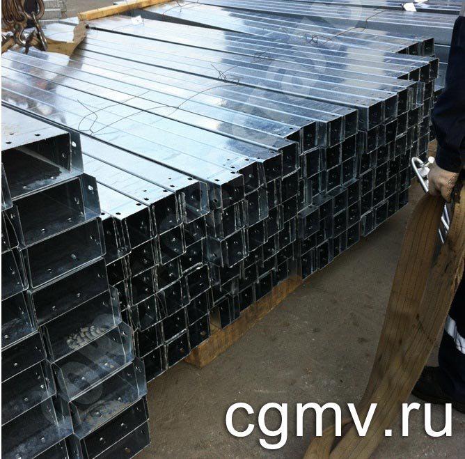 Цинкование металла, готовые изделия