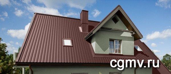профильный лист для крыши
