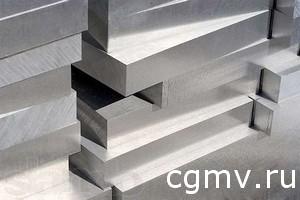 Алюминиевые плиты на складе ВВМ