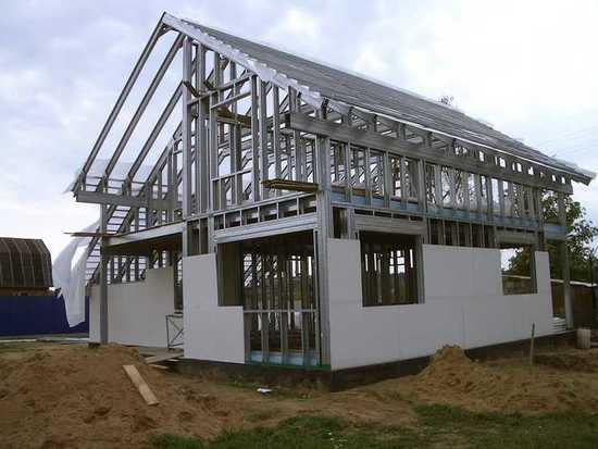 Пример строительства 3