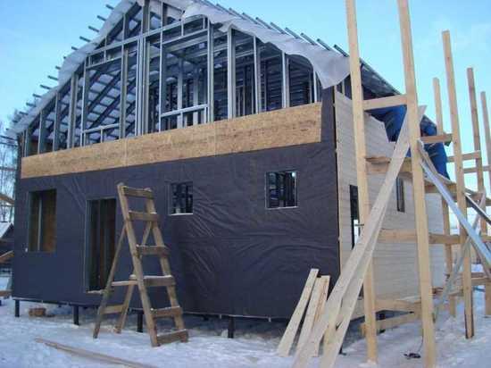 Пример строительства 7