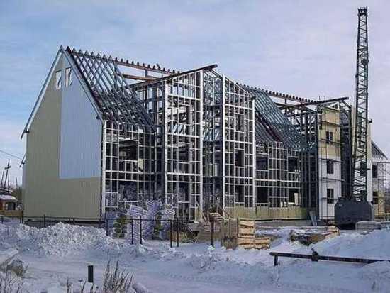 Пример строительства 9