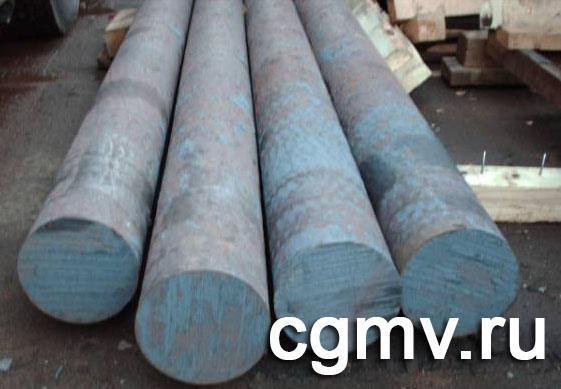 Круг стальной металлический в цеху ВВМ