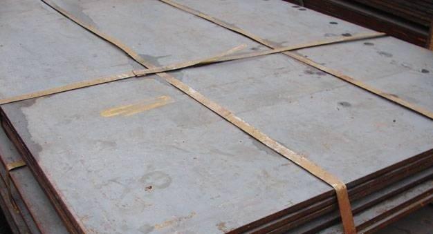 Лист горячекатаный стальной на складе ВВМ