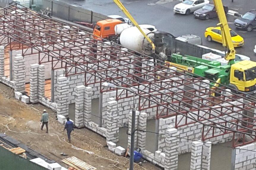 Общестроительные работы в Москве