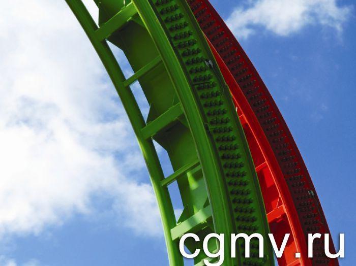 Фото 2. Пример работы по грунтовке и покраске металлоконструкции.