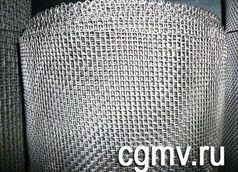 Сетка металлическая тканная