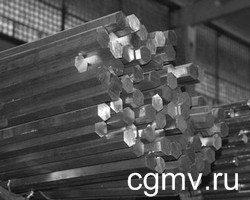 фото Шестигранник из нержавеющей стали