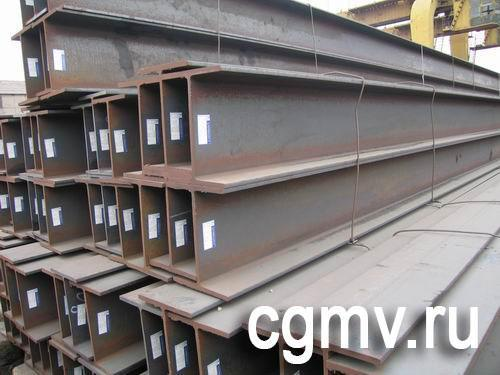 Двутавровая балка на складе ВВМ