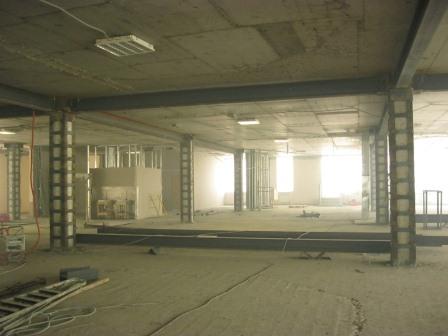 Работы по реконструкции зданий