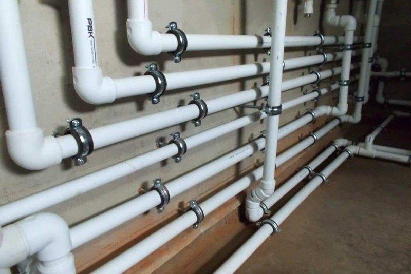 Услуги по монтажу систем водоснабжения